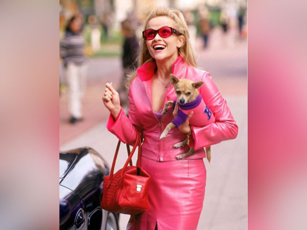 Reese Witherspoon celebrates 20 years of 'Legally Blonde' with rare photos