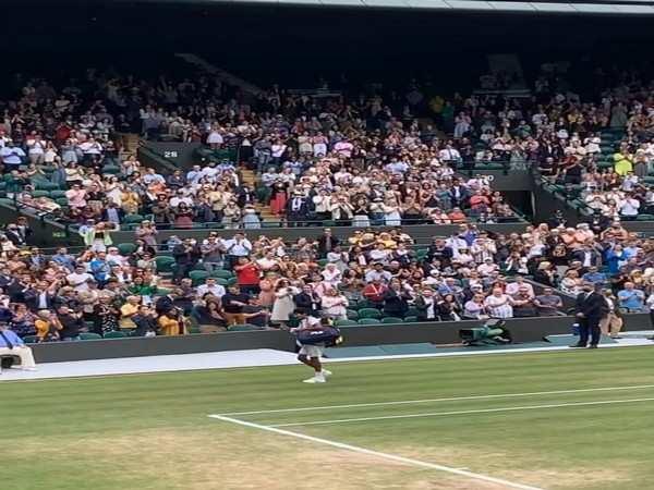 Indian-American Samir Banerjee storms into Wimbledon's junior men's singles final