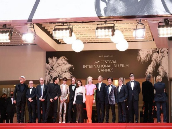 Wes Anderson's 'The French Dispatch' receives nine-minute standing ovation at Cannes