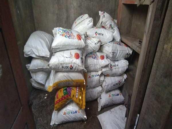 1,225 kg turmeric seized in Tamil Nadu's Ramanathapuram