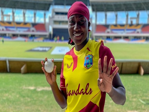 Stafanie Taylor becomes 2nd West Indian to take T20I hat-trick in women's cricket