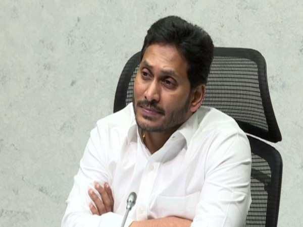 Andhra CM reviews new education policy, Nadu Nedu's progress