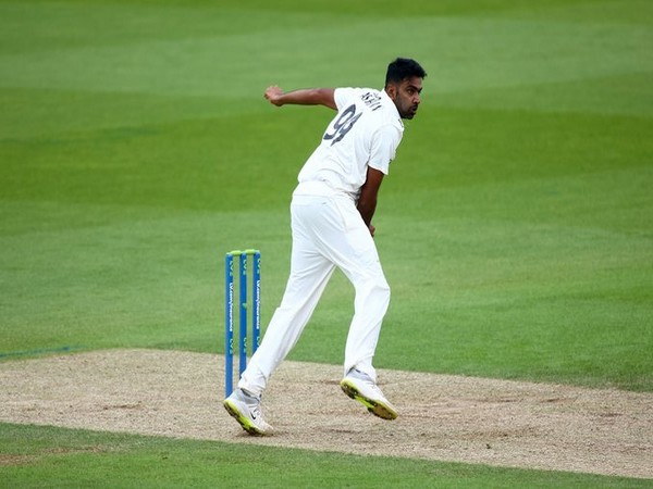 Perfect preparation for England Tests as Ashwin picks fifer for Surrey against Somerset