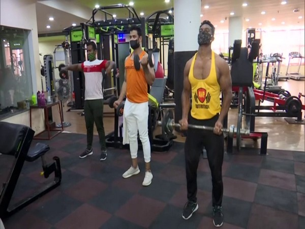 Gyms in Bhubaneswar reopen with COVID protocol after weeks of lockdown