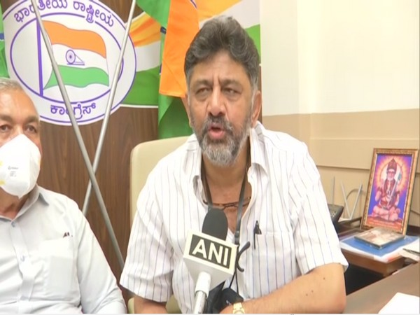 Harsh Vardhan's resignation testament to Centre's poor handling of COVID, says DK Shivakumar