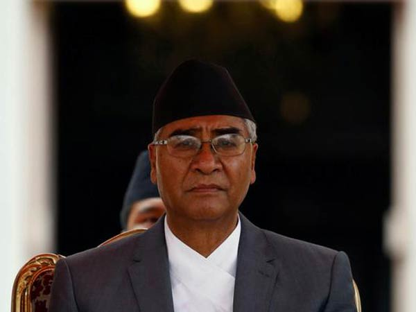 Nepal opposition leader Deuba to be sworn-in as new Prime Minister for fifth time