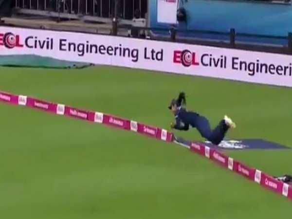 'Take a bow': Sthalekar, Isa Guha hail Harleen Deol's stunning catch in 1st T20I against England
