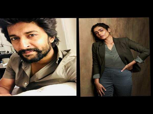 Aakanksha Singh heaps praise on Telugu superstar Nani
