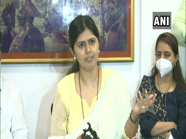 'My leaders are PM Modi, Amit Shah', says Pankaja Munde as supporters protest