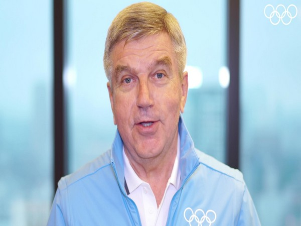 Most important thing is that Olympic Games are happening, says IOC President Bach