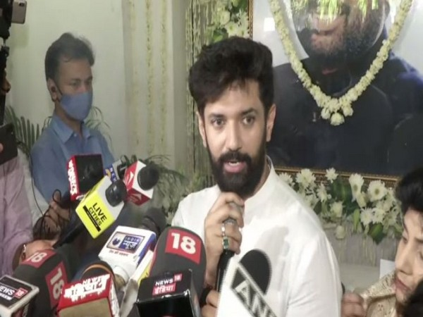 My own people have betrayed me, says Chirag Paswan as he launches 'Ashirvaad Yatra' in Bihar
