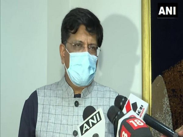 Union Minister Piyush Goyal takes charge of his ministries