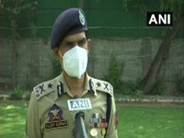 2 local LeT terrorists killed in J-K were involved in all 3 Srinagar encounters this year: IGP Kashmir