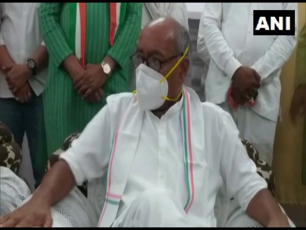 Population can be controlled by eradicating poverty, educating people: Digvijaya Singh over UP population control bill