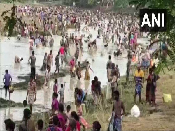 Tamil Nadu villagers gather to celebrate fishing festival amid rising cases, flout COVID-19 norms