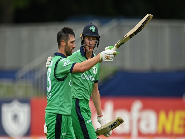It shows we're making strides, says Ireland captain Balbirnie as team now aims for series victory over SA