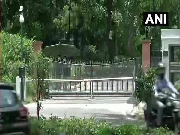 Meeting underway at PM Modi's residence ahead of Union Cabinet expansion at 6 pm