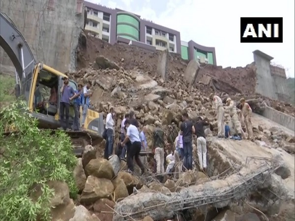 One killed in wall collapse in J-K's Rajouri