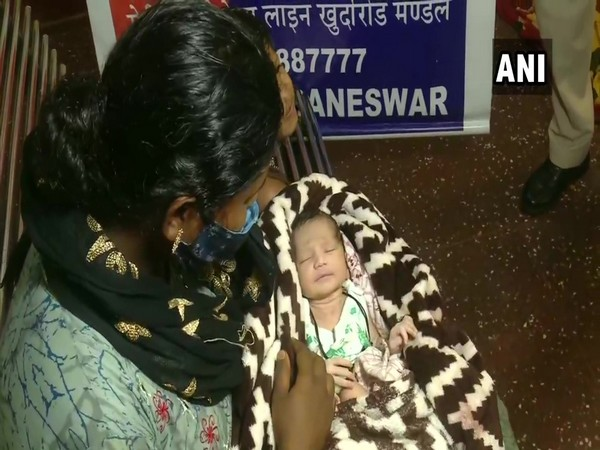 Woman delivers baby inside train at Bhubaneswar railway station