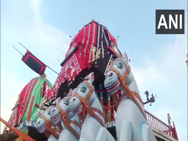 Two-day curfew in Puri, security increased as Rath Yatra celebration begins in Odisha