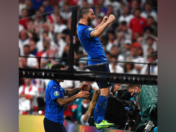 Italy's Leonardo Bonucci becomes oldest scorer in Euro finals