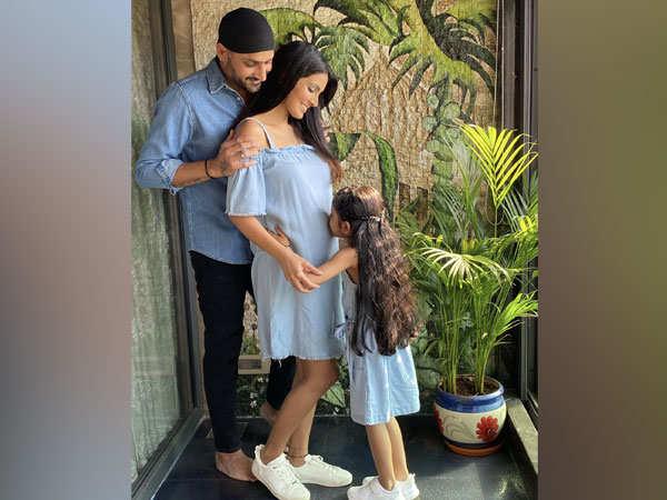 Harbhajan Singh and Geeta Basra blessed with baby boy
