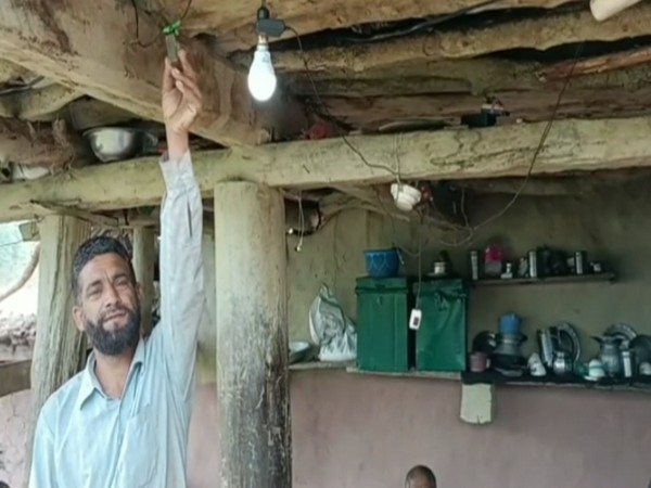 Kadola village in J-K's Ramban gets power supply for first time