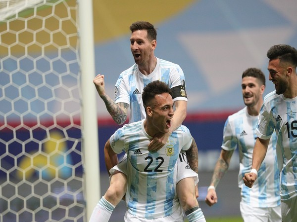 Copa America: Argentina sees off Colombia in penalties, set summit clash with Brazil