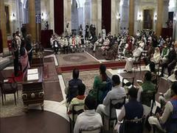 PM Modi effects major reshuffle, inducts 15 new cabinet ministers; Rijiju gets law, Mandaviya is new health minister