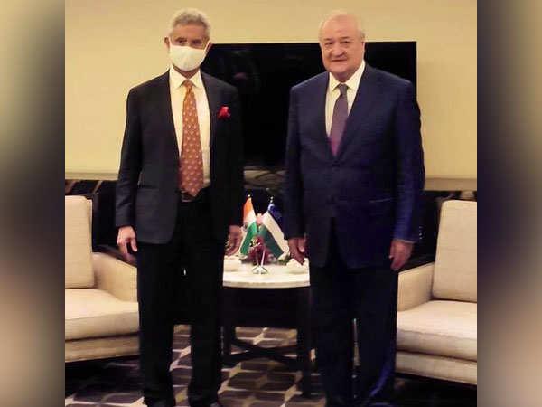 Jaishankar discusses connectivity, Afghanistan situation with his Uzbek counterpart Kamilov
