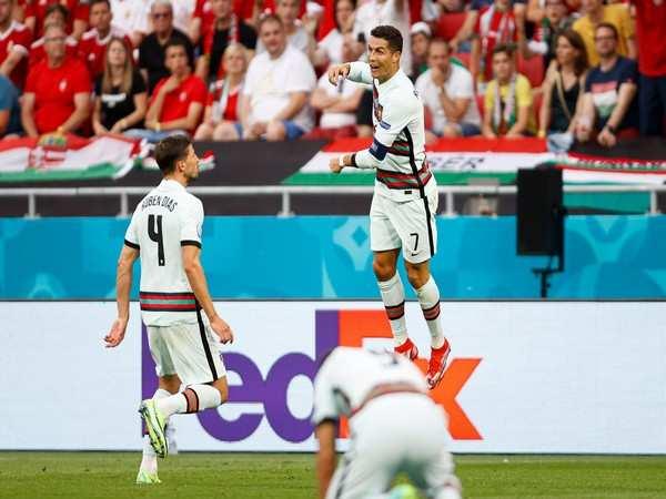 Portugal's Cristiano Ronaldo wins Euro 2020 Golden Boot