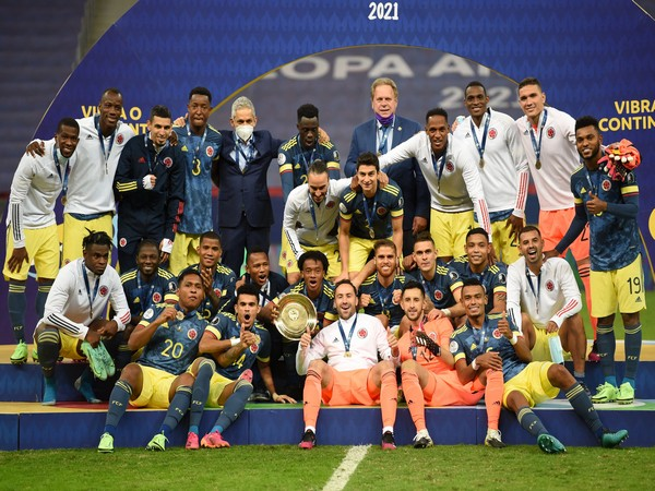 Copa America: Luis Diaz stars as Colombia beat Peru 3-2 to finish third