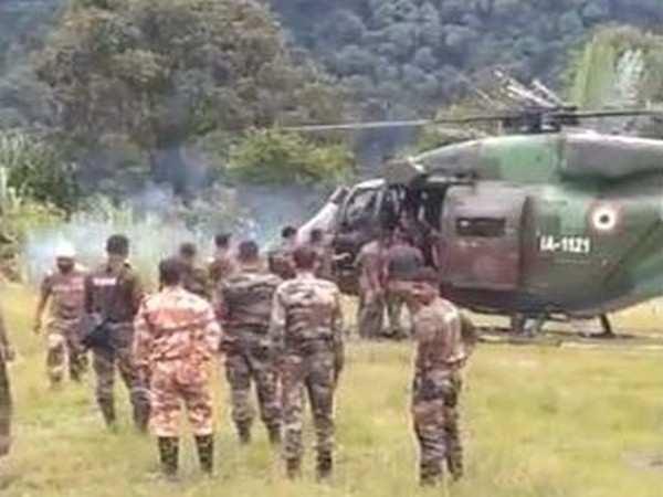 Soldier dead, 7 injured in Army vehicle accident in Arunachal