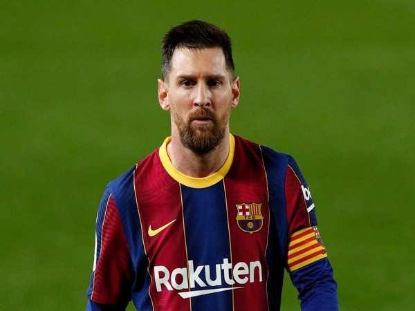 Messi's contract renewal is progressing adequately, says Barcelona President Laporta
