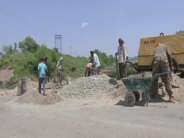 Development activities in full swing in J-K's border villages in Nowshera