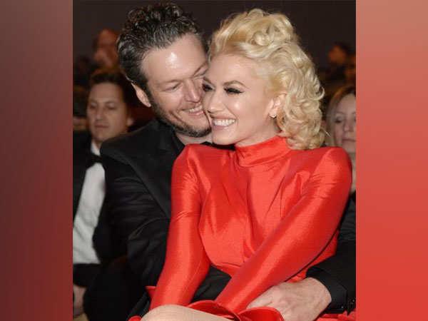 Blake Shelton, Gwen Stefani get hitched in intimate wedding ceremony