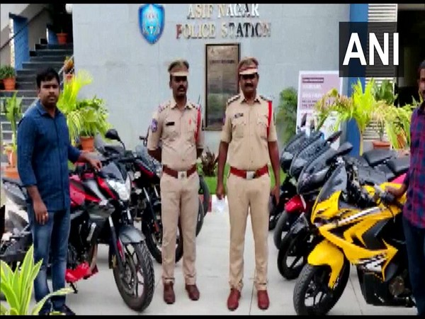 3 bike thieves held in Hyderabad, 8 vehicles recovered