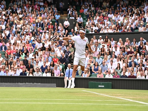 Don't know if that was last time I'll play Wimbledon, says Federer