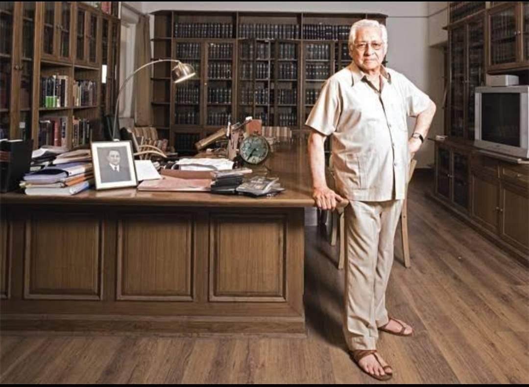 Soli Sorabjee, Former Attorney General and Padma Vibhushan recipient, Dies Of COVID-19