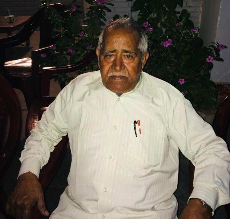 Mr. Shafi Ahmed-A humble servant of Baha'u'llah