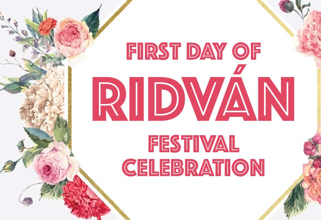 Bahá'í Communities Celebrated 1st Day of Ridván Festival on 20 April 2021